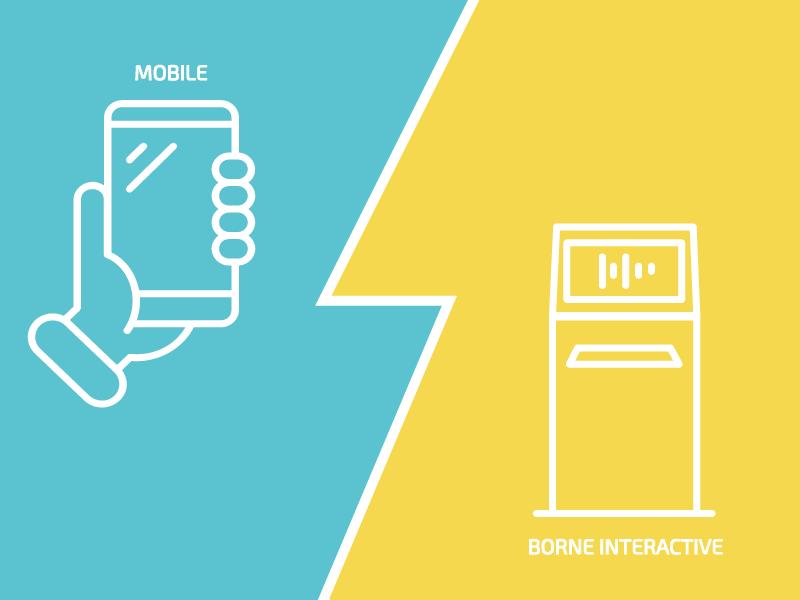 Borne interactive vs mobile-que choisir-tactiz_Plan de travail 1